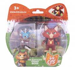 Игровой набор 44 Cats фигурка Босс с аксессуарами (34108) (4894386341088)