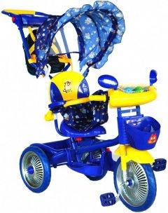 Велосипед трехколесный Ardis Малятко TC-R107A-2A Синий (04611)