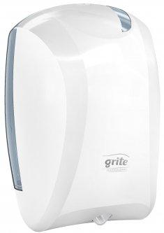 Диспенсер для листовых полотенец Grite MAXI Centrefeed White (2LGRILAI935W)