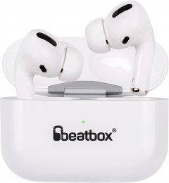 Наушники BeatBox PODS PRO 1 Wireless Charging White (bbppro1wcw)