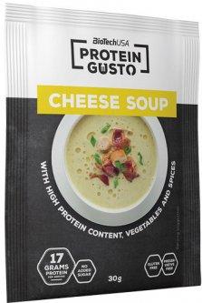 Заменитель питания BioTech Protein Gusto Cheese Soup 30 г (5999076222520)