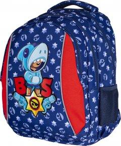 Рюкзак подростковый BS AB320 Leon Shark 39x28x15 см 20 л (502021017)