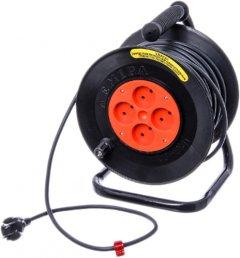 Удлинитель на катушке (переноска) СНГ 50м У16-01 ПВС 2х1.5 (Днепр) УДКТ50