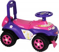 Чудомобиль Active Baby розово/фиолетовый (013117-0203)