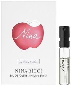 Пробник Парфюмированная вода для женщин Nina Ricci Ricci Ricci 1.2 мл (ROZ6400210529)