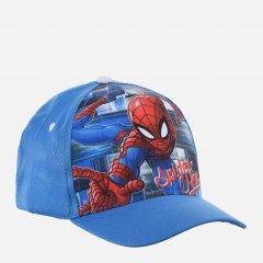 Бейсболка Disney Spiderman UE4071 52 см Синяя (3609084884451)