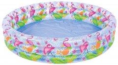 Бассейн детский надувной (фламинго) Jilong 57158 120 х 25 см (JL57158)