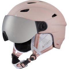 Шлем горнолыжный Cairn Electron Visor SPX3 57-58 Powder Pink (0605810-62-57)