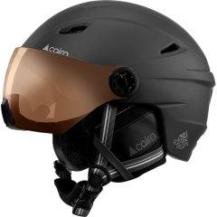 Шлем горнолыжный Cairn Electron Visor Photochromic 59-60 Mat Black (0605880-02-59)