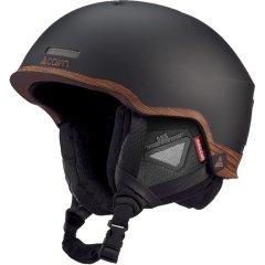 Шлем горнолыжный Cairn Centaure Rescue 56-58 Mat Black-Wood (0605890-302-56)