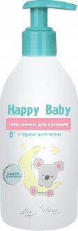 Гель-пенка для купания Liv Delano Happy Baby с первых дней жизни 300 г (4811248007555)