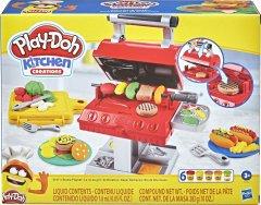 Игровой набор Hasbro Play-Doh Гриль (F0652)