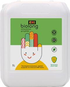 Детское дезинфицирующее средство Biolong Биолонг-А Кожный антисептик 5 л (4820197650545)