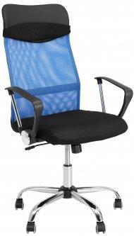 Кресло офисное RZTK Dzen Blue/Black (DZN01 BB)