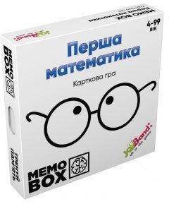 Настольная игра JoyBand MemoBox Первая Математика (4820246770019)