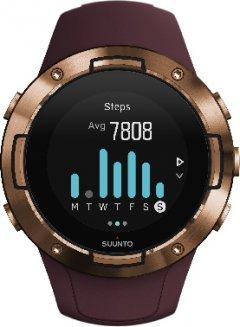 Спортивные часы Suunto 5 BURGUNDY COPPER Burgundy (SS050301000)