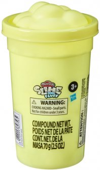 Баночка воздушного пластилина Hasbro Play-Doh Yellow (F1531_F1715)