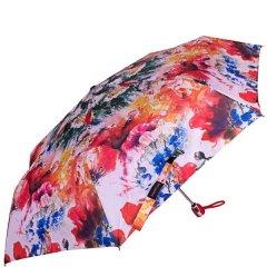 Зонт женский разноцветный компактный облегченный HAPPY RAIN