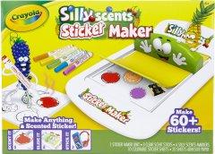 Набор для творчества Crayola Silly Scents Создание ароматных стикеров (256367.004) (0071662072612)