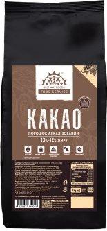 Какао-порошок Best Way алкализированный 10-12 % жира 1 кг (4820251840011)