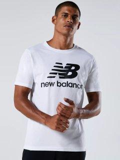 Футболка New Balance MT01575WT L Белая (194389249591)