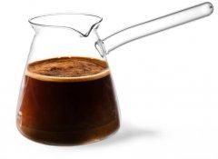 Турка для кофе Fissman Стеклянная 650 мл (9439)
