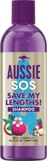 Шампунь для поврежденных волос Aussie SOS Save My Lengths! 290 мл (8006540004548)