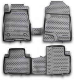 Автоковрики Autofamily GREAT WALL Hover H6 2012 4 шт. полиуретан (NLC.59.12.210KH)