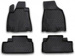 Автоковрики Autofamily LEXUS RX 350 2012 4 шт. полиуретан (NLC.29.24.210K)