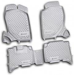 Автоковрики Autofamily GREAT WALL Hover H5 2010 4 шт. полиуретан (NLC.59.10.210KH)
