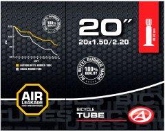 "Велокамера Author AT-CMP-20"" AV32 20x1.50-2.20 в коробочке (37220000)"