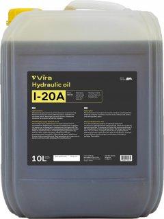 Масло индустриальное Vira И-20А 10 л (новая этикетка) (VI0330)