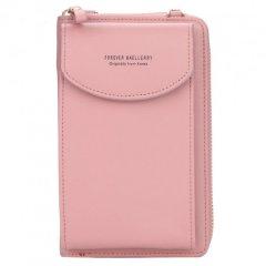 Сумка - портмоне - клатч 3в1 Baellerry Розовый - 106701230419