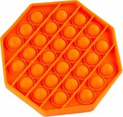 Игрушка антистресс Sibelly Pop It Mono Octagon Orange (SB-PPIT-OCT-OR) (9869205468678)