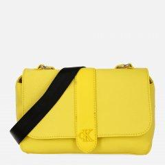Сумка женская Calvin Klein Jeans Flap Crossbody K60K608268-ZHM Bright Sunshine (8719854188858)