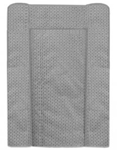 Пеленатор Lorelli Soft Mat 50х70 grey (SOFT MAT- grey)