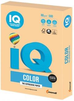 Бумага офисная IQ Color GO22 A3 80 г/м2 500 листов Кремовая (9003974400570)