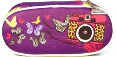 Пенал-бокс HIPE Фото с 1 отделением Фиолетовый (2000009320565)