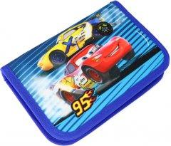 Пенал HIPE Disney Cars с 1 отделением и 2 отворотами Голубой (2000009310863)