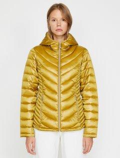 Куртка Koton 0KAK08046OW-175 34 Mustard (8681970220036)