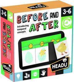 Обучающая игра Headu Монтессори До и После (MU27033) (8059591427033)