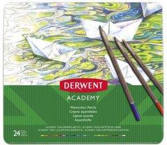 Набор акварельных карандашей Derwent Academy Watercolour 24 цвета (2301942)
