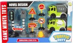 Игровой набор Big Motors Дорожная служба (4812501164350)