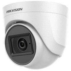Turbo HD-TVI видеокамера Hikvision DS-2CE76H0T-ITPFS (3.6 мм)