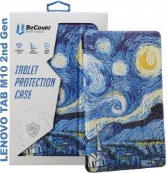 Чехол-книжка BeCover Smart Case для Lenovo Tab M10 TB-X306F HD (2nd Gen) Night (BC_706114)