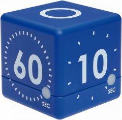 Кухонный таймер-куб TFA Cube-Timer Синий (38203606)