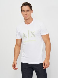 Футболка Armani Exchange 10750 L (48) Белая