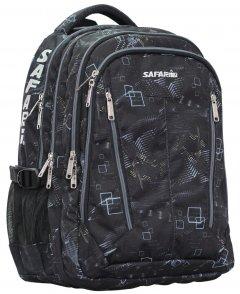 Рюкзак Safari Sity 45х30х27 см 36 л Черный (21-150L-3/8591662231502)