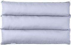 Подушка трансформер для отдыха IDEIA 55х70 Светло-серая (4820227284740)