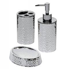 Набор аксессуаров для ванной комнаты VANSTORE ABS 3 предмета CR